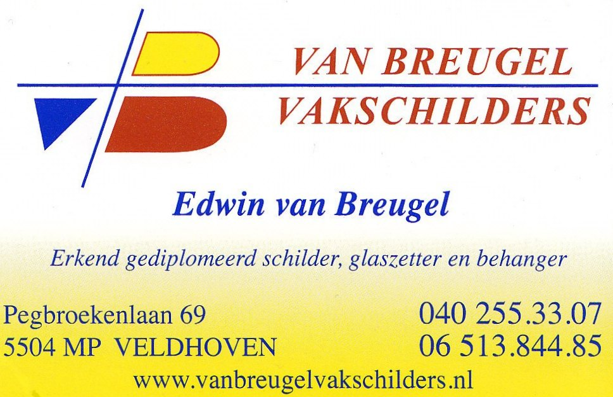 Edwin van Breugel